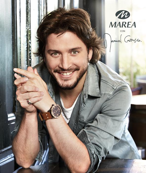 MAREA presenta a Manuel Carrasco como nueva imagen de la marca